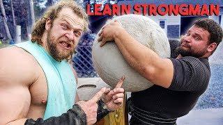 Download Can Jujimufu do Strongman Good? Martins Licis Helps Video