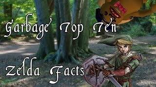 Download Top 5 Legend Of Zelda Facts I Totally Didn't Make Up 10 Minutes Ago Video