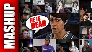 Download The Walking Dead A New Frontier The Game Awards 2016 Trailer Reactions Mashup Video