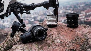 Download DJI Zenmuse X5 - Olympus 12mm/45mm/14-42mm, DJI 15mm Video