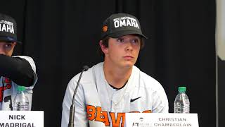 Download Corvallis Super Regional (Oregon State - June 9, 2018) Video