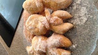 Download Mexican Donut Bread (Espontos) Video