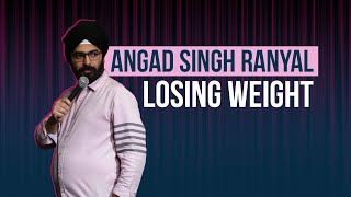 Download EIC: Losing Weight l Stand-up Comedy l Angad Singh Ranyal Video