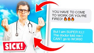 Download r/maliciouscompliance - Doctors Note NOT Enough? Sorry for this... Video