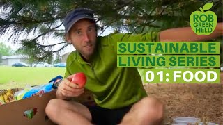 Download Sustainable Living E1   Food: Local, Organic, Unpackaged, Food Waste Video