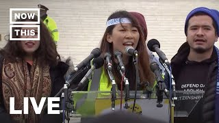 Download Immigrant Youth Rally As Supreme Court Hears DACA Case | NowThis Video