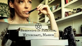 Download Getting Started in Paganism, Witchcraft, Magick Video