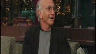 Download Larry David on Letterman in 2007 Video