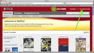 Download How to sign up for Netflix mailed DVDs only, without streaming Video