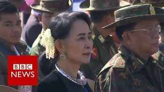 Download What sort of impact has Aung San Suu Kyi had on Myanmar? BBC News Video