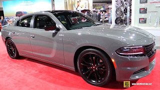 Download 2017 Dodge Charger - Exterior and Interior Walkaround - 2016 LA Auto Show Video