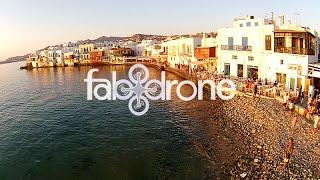 Download Η Μύκονος από ψηλά - Mykonos island, Cyclades Greece, drone video Video