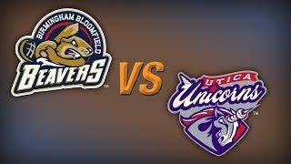 Download USPBL- Birmingham-Bloomfield Beavers vs. Utica Unicorns Video