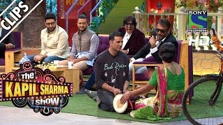 Download Hero ki Baansuri pe Rinku naachi - The Kapil Sharma Show - Episode 9 - 21st May 2016 Video