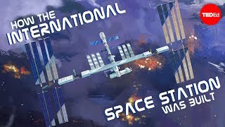 Download The incredible collaboration behind the International Space Station - Tien Nguyen Video