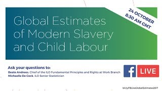 Download 2017 Global estimates for modern slavery and child labour Video