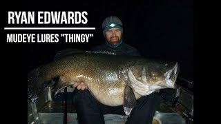 Download Murray cod fishing in winter Video
