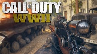 Download Call of Duty WW2 - War Mode Gameplay (PS4 PRO 1080p 60 fps Beta) Video