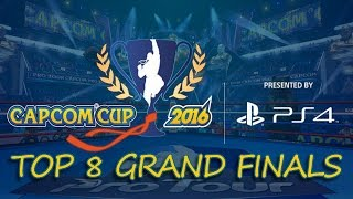 Download CAPCOM CUP 2016 Street Fighter 5 TOP 8 GRAND FINALS Video