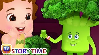 Download ChuChu says ″Yes Yes Vegetables″ - ChuChuTV Storytime Good Habits Bedtime Stories for Kids Video