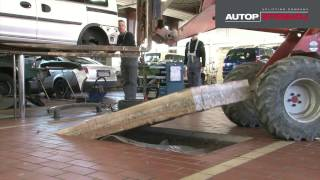 Download Installation of an AUTOPSTENHOJ inground lift Video