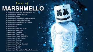 Download Best Of Marshmello 2019 - Marshmello Greatest Hits 2019 - Top 20 Of Marshmello Video