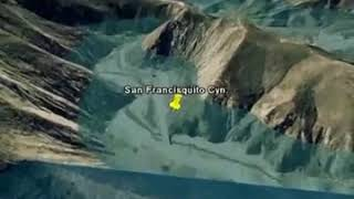 Download A bird's eye view of the St Francis Dam disaster Francis Dam disaster Video