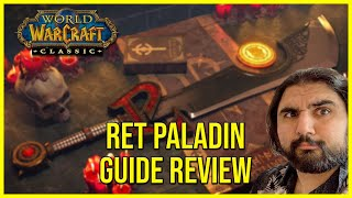 Download WoW Classic Ret Paladin DPS Guide Review | Esfand's Daily Dose of Classic #7 Video