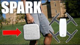 Download DJI SPARK - TOP 5 ACCESSOIRES Sac étanche Stickers Protection pour le drone Présentation en FRANÇAIS Video