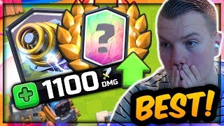 Download THE BEST CARD IN THE GAME! Sparky 12 Win Grand Challenge Deck! - Clash Royale Video