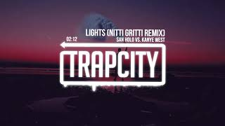 Download San Holo - Lights (Nitti Gritti Remix) Video