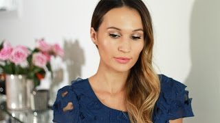 Download Glowy Red Carpet Inspired Drugstore Makeup Look • TIFF 2016 | AD Video