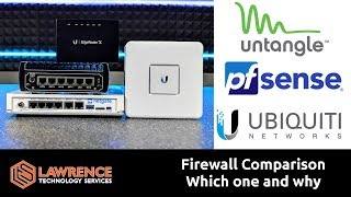 Download Firewall Comparison, Which Ones We Use and Why We Use Them: Untangle / pfsense / Ubiquiti Video