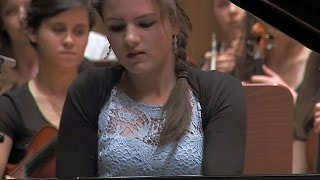 Download George Gershwin - Rhapsody in Blue, ラプソディ・イン・ブルー Maja Babyszka - piano Video