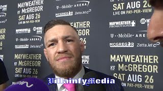 Download CONOR MCGREGOR THREATENS PAULIE MALIGNAGGI; PLANS A BEATDOWN IN SPARRING; HE'LL ANSWER HIS CRITICISM Video