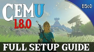 Cemu 1 7 3+ | How to download/install Wii U Games, Patches, & DLC