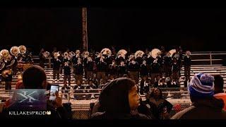 Download Lane College Vs Talladega College - Stands/Percussion Battle - 2017 Video