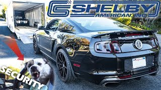 Download SHELBY Sends The CAVALRY To FIX My FORD GT500 Super Snake! | Driving My 600LT Vlog Video