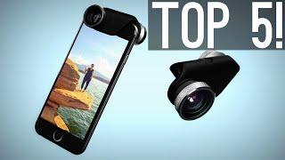 Download Top 5 Genius Smartphone Accessories! Video