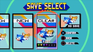 Download [Sonic Mania] Day 4 and it's time to find those missing emeralds! (w/ King Cameron) Video