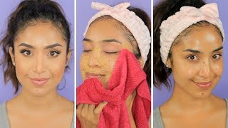 Download 7-Step Nighttime Skin-care Routine | DULCE CANDY | 2017 Video