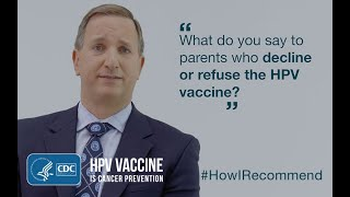 Download Talking with Parents Who Decline or Refuse HPV Vaccine: Dr. Wolynn Video