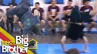 Download PBB 7 Day 185: Mccoy at Tanner, ipinakita ang kanilang talento sa cartwheel Video