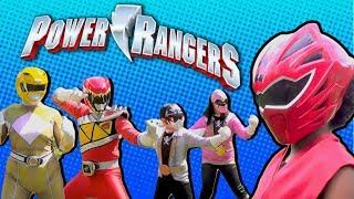 Download Power Rangers Old Enemy New Ally Feat. Dakoda Video