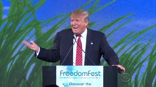 Download Trump Foundation admits to breaking IRS rules Video