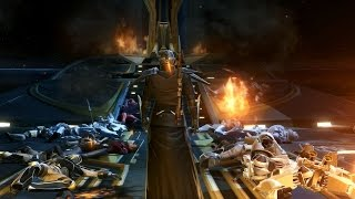 Download SW: TOR: Knights of the Eternal Throne finale (Sith inquisitor, light side) Video