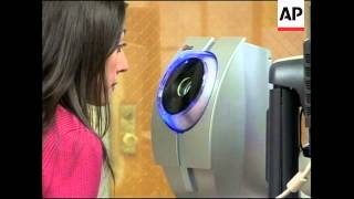 Download ″Eye scan″ technology improves security in NJ schools Video