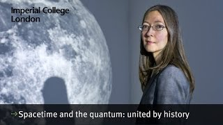 Download Spacetime and the quantum: united by history Video