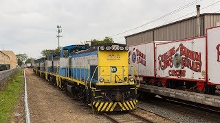 Download The Last Ringling Brothers Circus Trains in New Jersey and Long Island Video