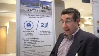 Download BroadBit metallic sodium batteries, 10x more power than Lithium-Ion, 5-minute full charge Video